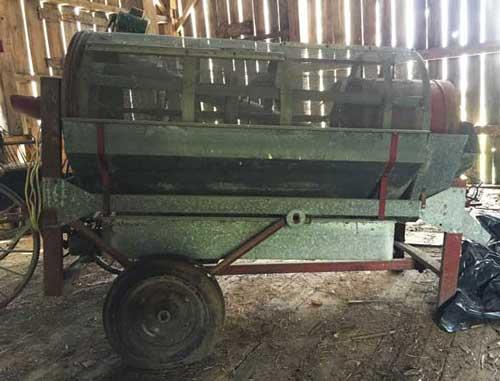 Retired--Now What?: Farm Equipment Disposal