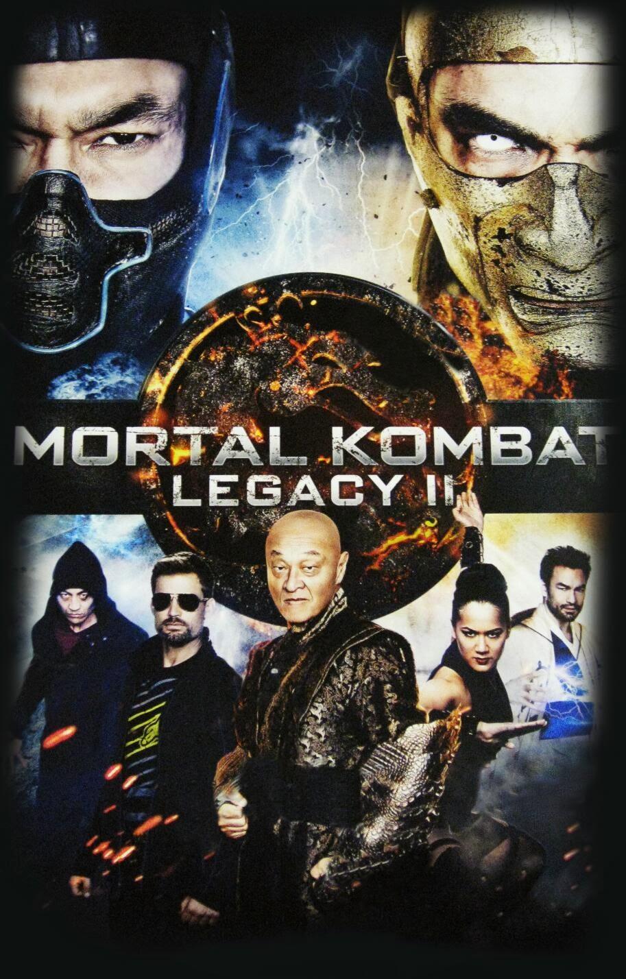 Download – Mortal Kombat Legacy – S02E01 – WEBRip