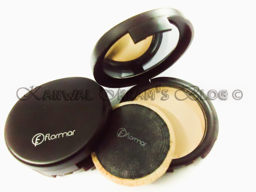 Flormar Compact Powder-Review And Swatches