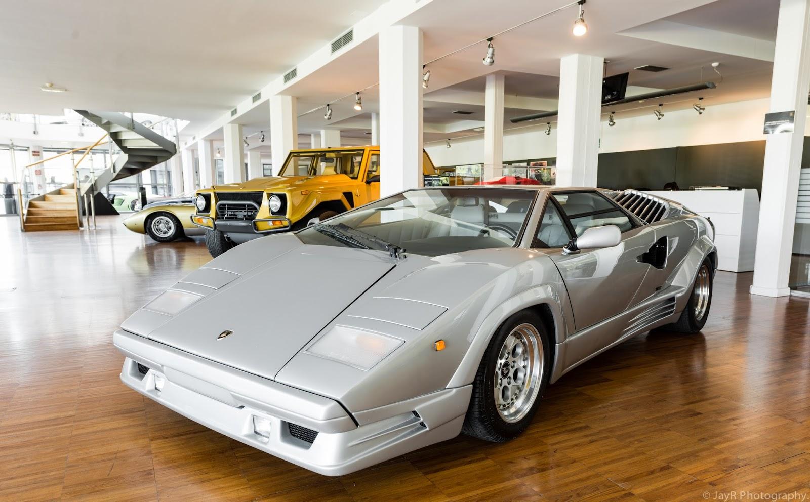Countach Personifies Lamborghiniu0027s Soul.