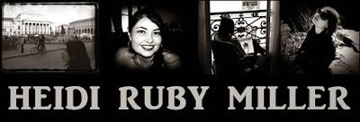 Heidi Ruby Miller, International Award-winning Author