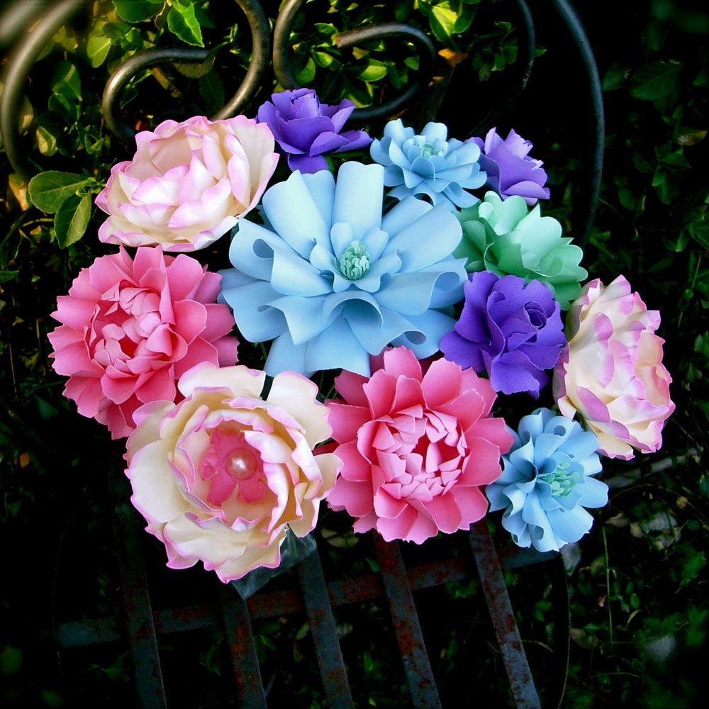 For The Love Of Paper For The Love Of Paper Flowers