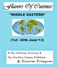 Flavors of cuisine - Middle Eastern