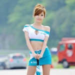 2011 CJ Super Race Round 2 - Choi Byeol Yee