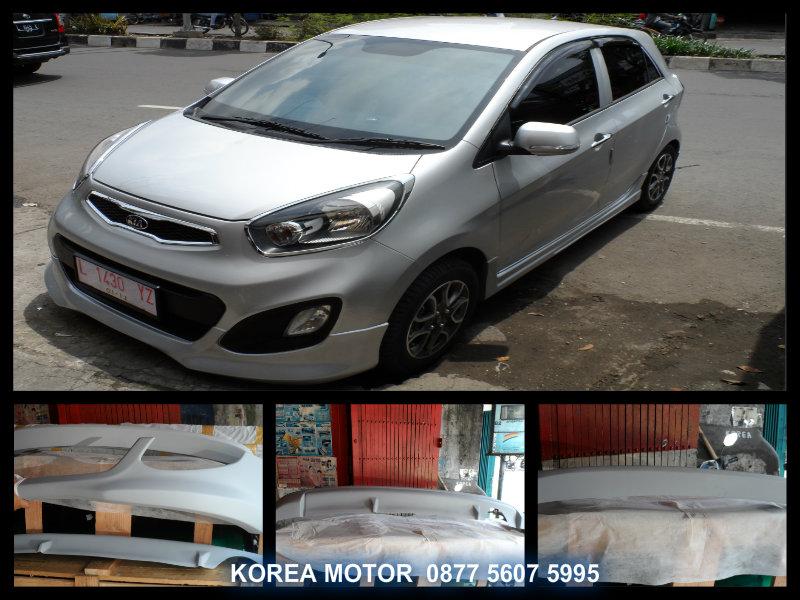 Body Kit Kia All New Picanto Onderdil Mobil Korea