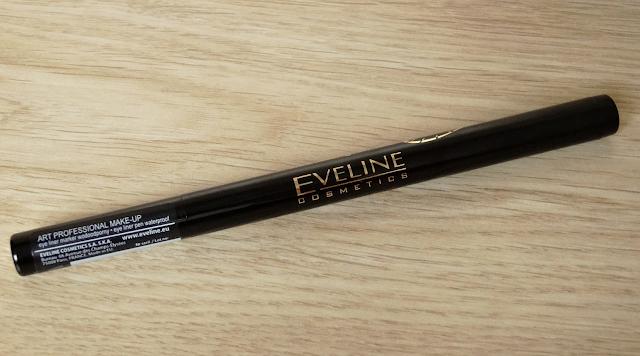 Eyeliner w pisaku Eveline Professional Art Make-up ultra lasting formula 24h