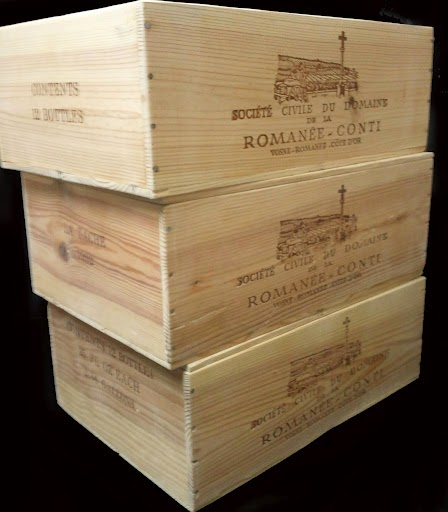 Wooden wine boxes wine crates where wine meets decor for Timber wine box