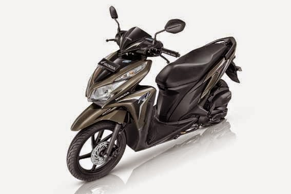 New Honda Vario Techno 125 CBS ISS