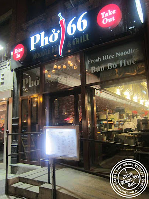Image of Pho, Vietnamese Noodle Soup at Pho 66 in NYC, New York