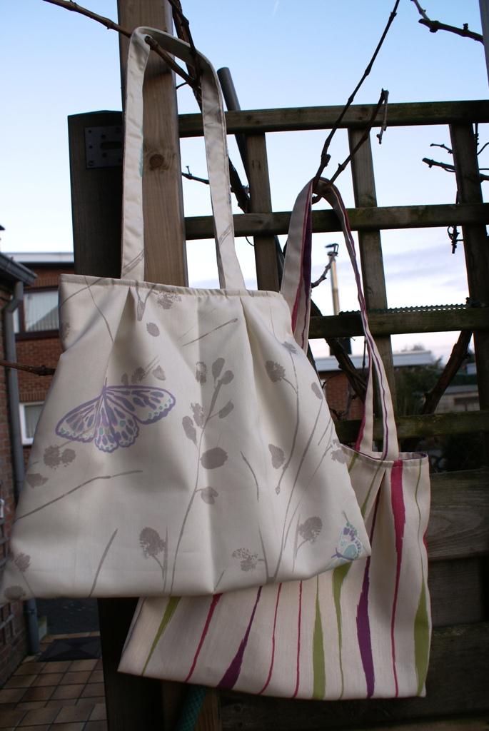 Tassen In English : Line s frummelhoekje tassen voor quot van katoen