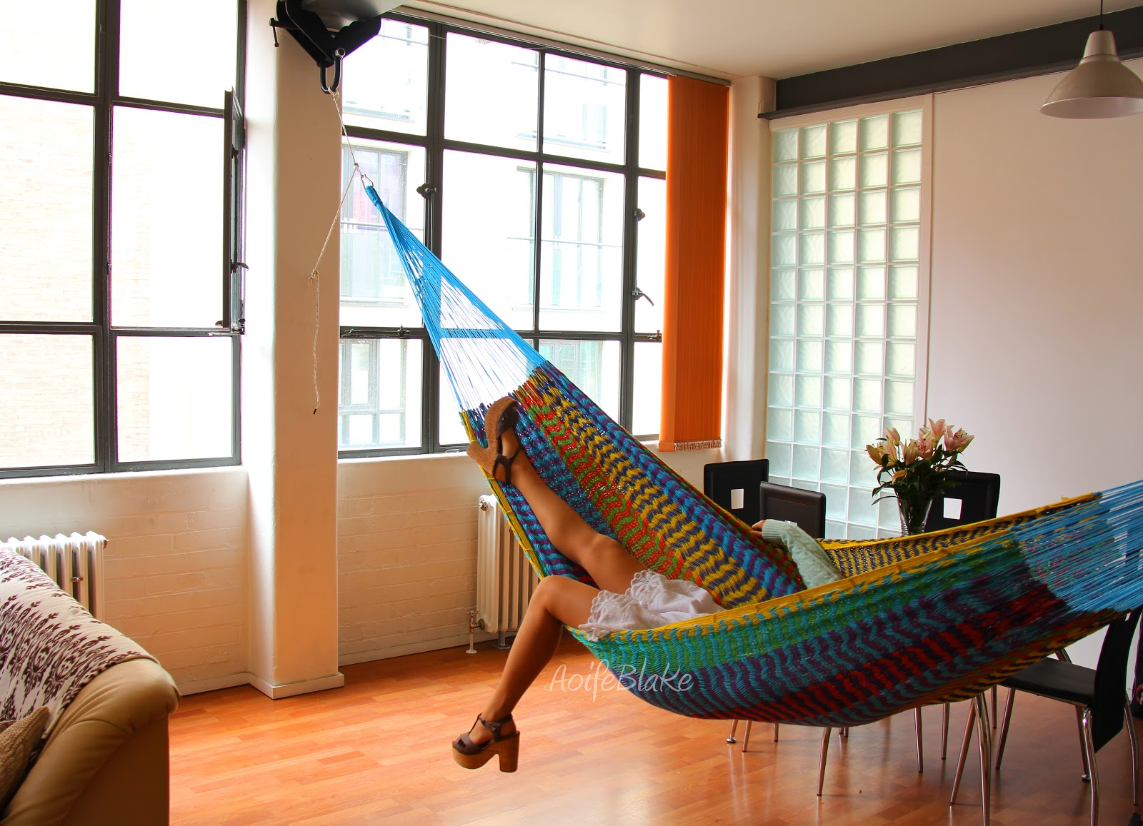 Living Room Hammock : Hammocks In Bedrooms