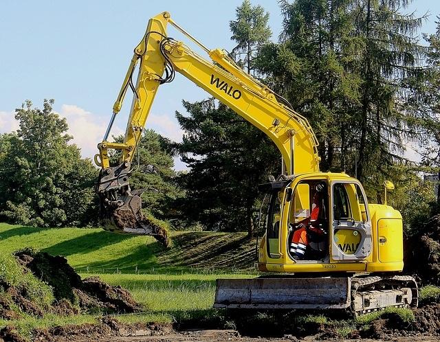 Definisi Pengertian / Arti Excavator