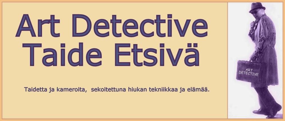 Art Detective - Taide etsivä
