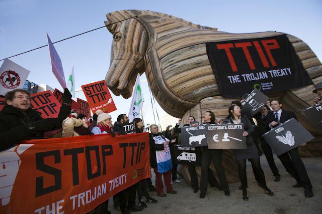 TTIP: Το «οικονομικό NATO» προ των πυλών! Οι ζωές μας υπό τον πλήρη έλεγχο των πολυεθνικών