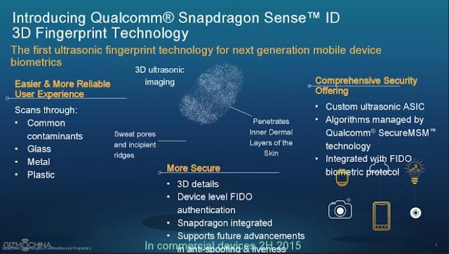 Xiaomi Mi5 com leitor de digitais