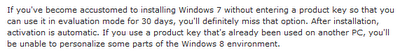 What Ed Bott says about the Product Key and Windows 8