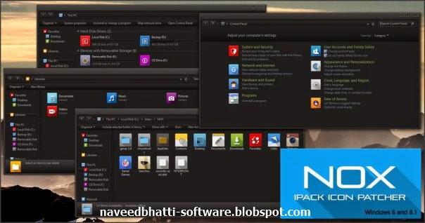 Free download windows 8.1 skin pack