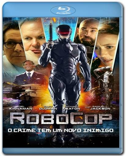 Baixar Filme Robocop AVI Dual Áudio BDRip Download via Torrent