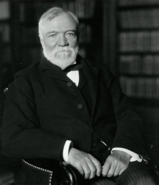 andrew carnegie history The history of the carnegie hero fund commission, established by andrew carnegie in 1904 after he received news of the harwick coal mine disaster.