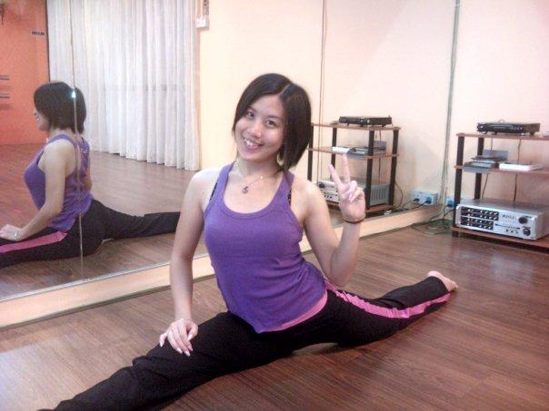马来西亚资深瑜伽(Yoga)导师Cass Wong的瑜伽分享