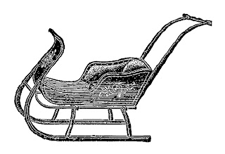 Wood Sled Image