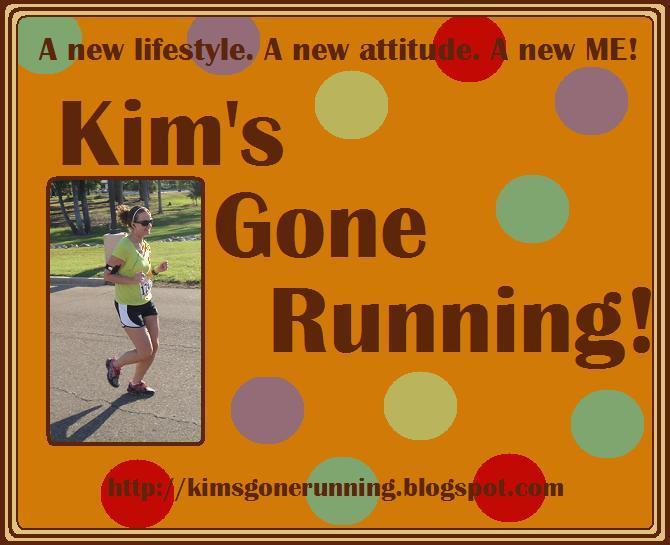Kim's Gone Running