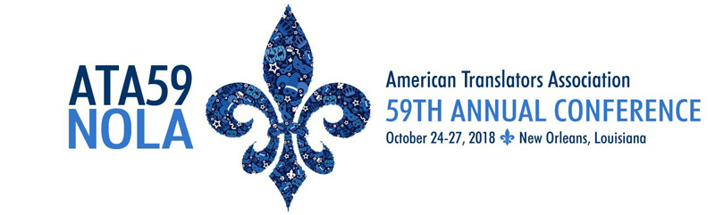 ATA 59th Annual Conference Roommate Blog