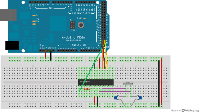 Everyday linux การติดตั้ง arduino sketch ลงในไมโคร