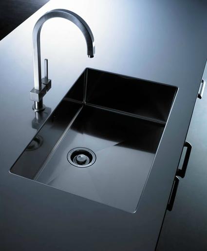 Fregaderos bajo encimera c modos y elegantes cocinas for Fregadero lavadero