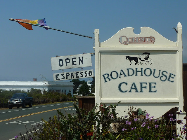 Queenie's Roadhouse Elk, CA