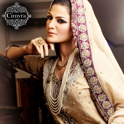 Cimyra party wear eid collection