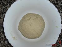 Pizza barbacoa con borde sorpresa-masa preparada