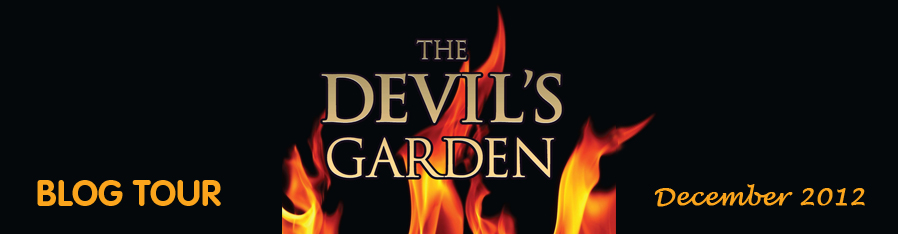 The Devil's Garden Blog Tour
