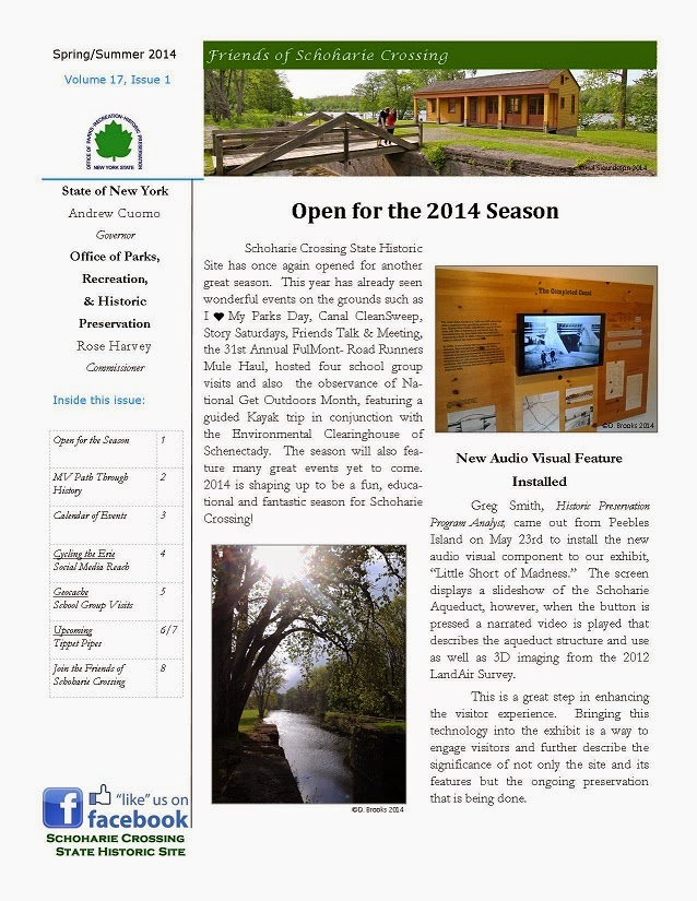 Friends Newsletter for July 2014
