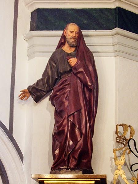 San Joaquín Penáguila Alicante Arturo Serra escultura 5