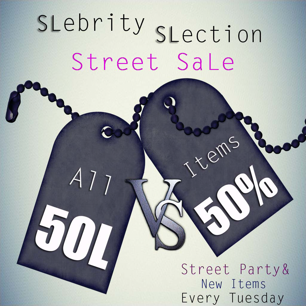 SLebrity SLection Street Sale