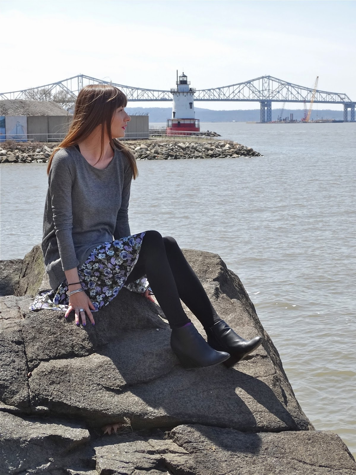 What to wear with ankle boots for spring | House Of Jeffers | www.houseofjeffers.com