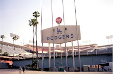 Dodger Stadium- Los Angeles California
