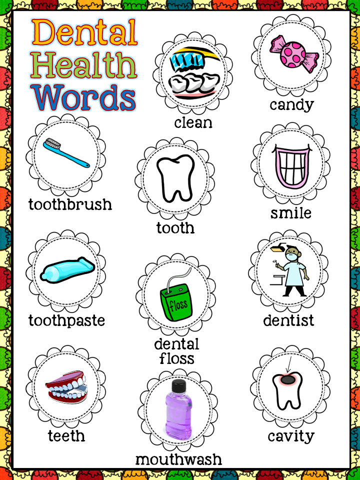 Freebies for dental health month