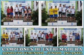 Campeonato de Extremadura de verano 2015