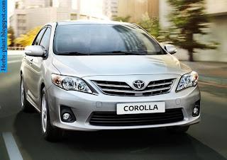 Toyota corolla car 2012 front view - صور سيارة تويوتا كورولا 2012 من الخارج