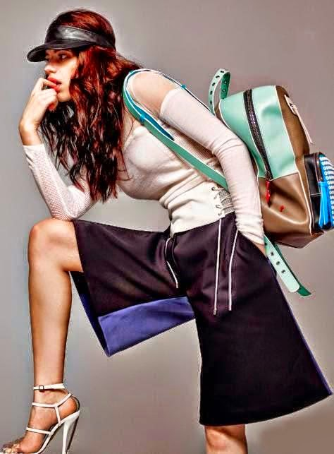 Kalki Koechlin - Hot New Photoshoot For Harpers Bazaar May 2014