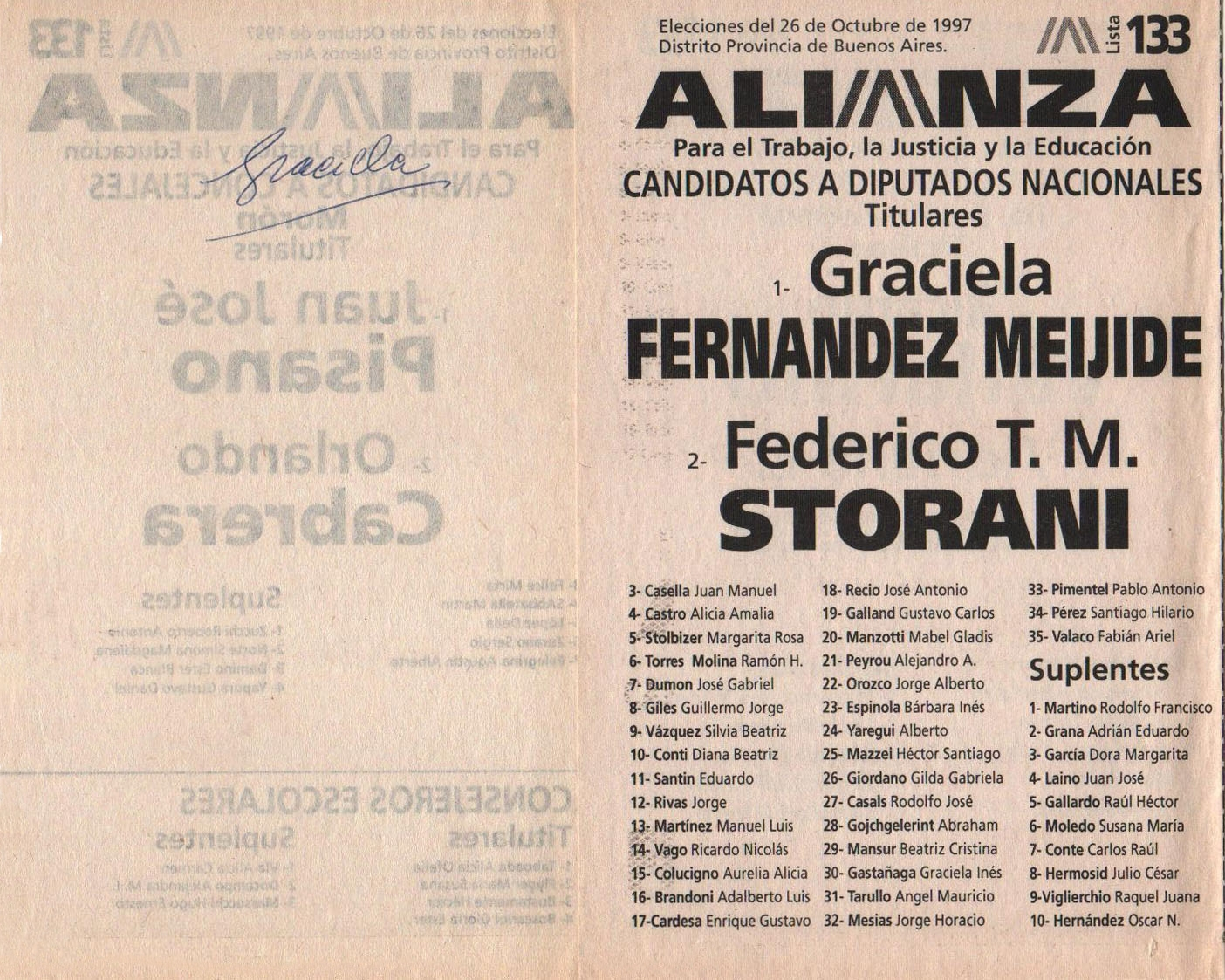 21 de octubre de 1997: