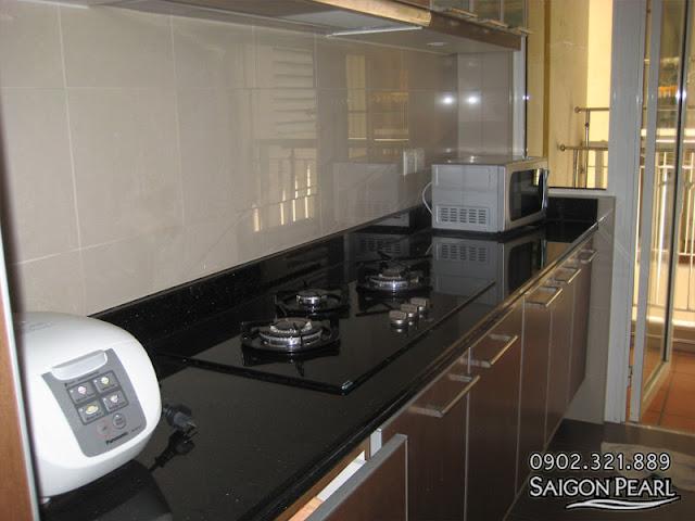 Cho thuê căn hộ 86m2 tòa nhà Ruby 2 | bếp căn hộ