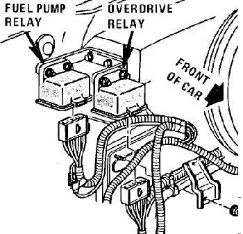 fuel pump relay