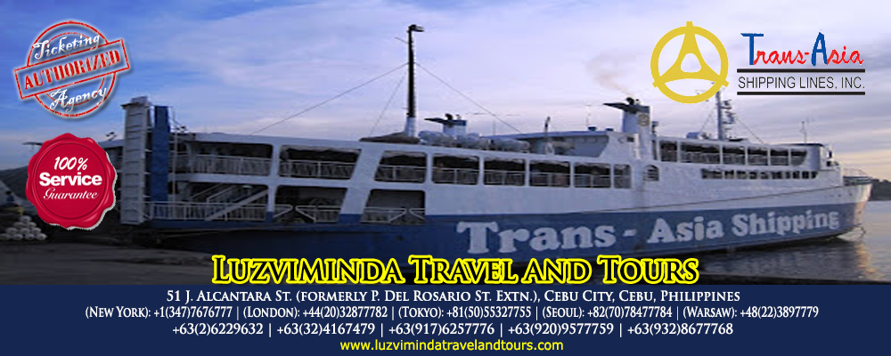 Trans-Asia Shipping Inter-Island Travel