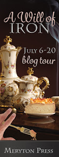 Blog Tour - A Will of Iron by Linda Beutler