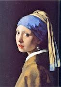 Posing for Vermeer