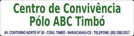 Pólo de Convivência ABC Timbó
