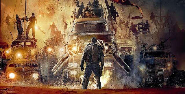 Mad Max: Estrada da Fúria segue na liderança da bilheteria nacional